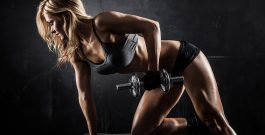 All the nuances of training and nutrition for gaining muscle mass for girls