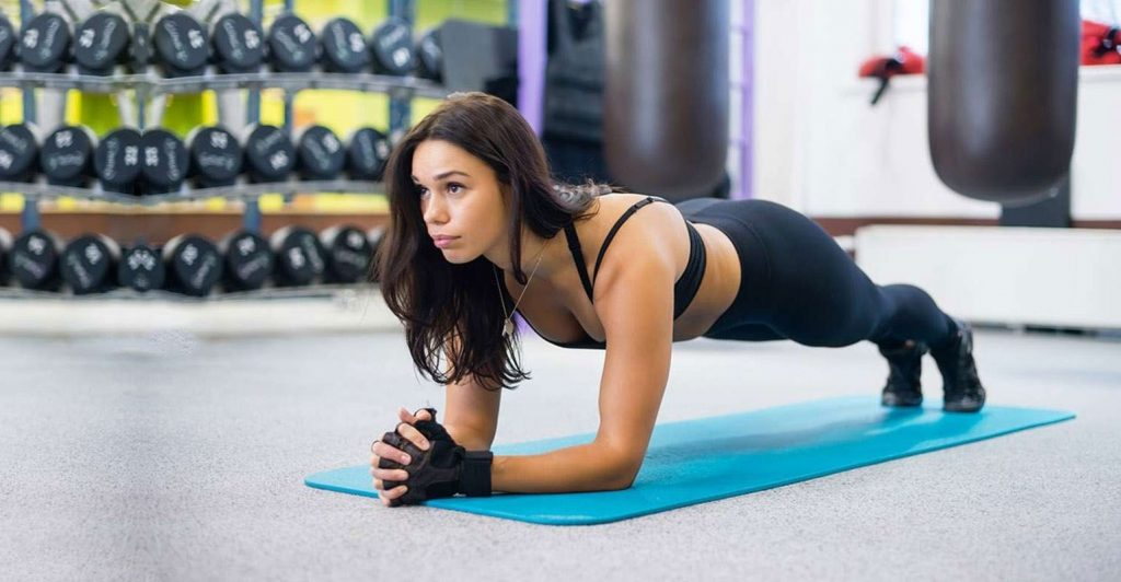 Exercise Plank - HOW TO CORRECTLY PERFORM
