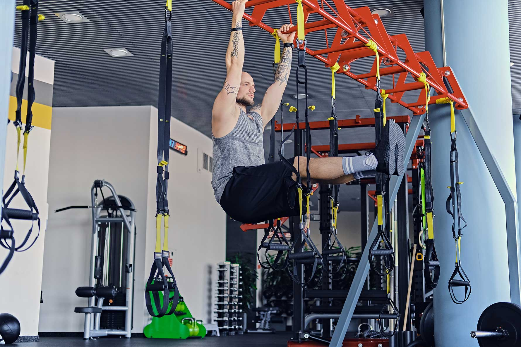butterfly pull ups crossfit